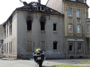 Almanya'da yangın 2 can aldı