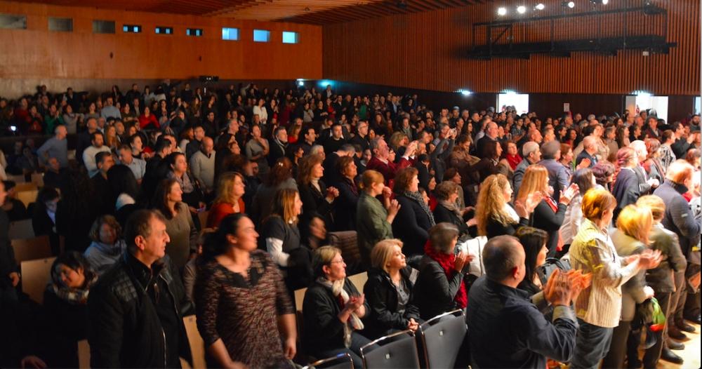 'Toros Canavarı'nı Frankfurt'ta 700 kişi izledi galerisi resim 9