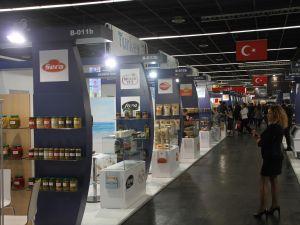 Anuga'da Türk firmaları ilgiden memnun