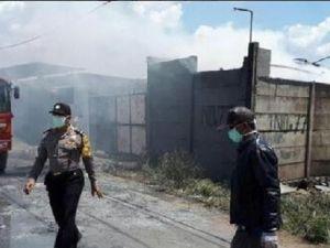 Havai fişek fabrikasında patlama: 27 ölü