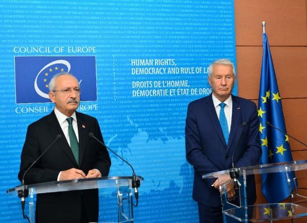 Kılıçdaroğlu Dünya Demokrasi Forumu'nda konuştu galerisi resim 1