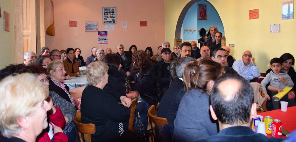 CHP Strazburg'dan etkinlikler zinciri galerisi resim 4