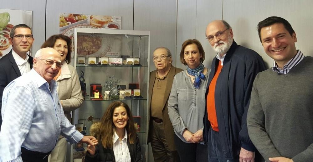 HE-ADD'den Öz Kayseri'ye ziyaret galerisi resim 6