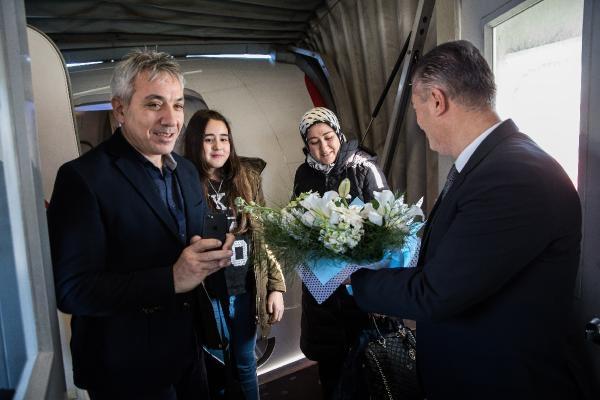 31 milyonuncu yolcuya bilet ve otel galerisi resim 10