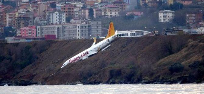 Pegasus yolcuları ölümden döndü