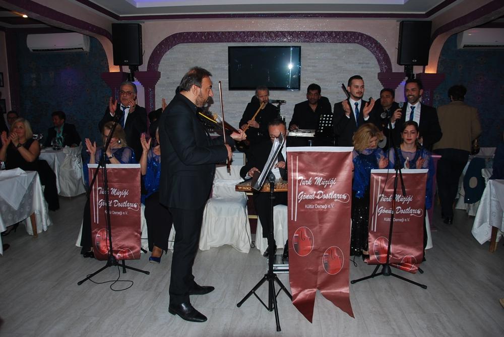 Türk Müzigi Gönül Dostları 23 Nisan'ı kutladı galerisi resim 10