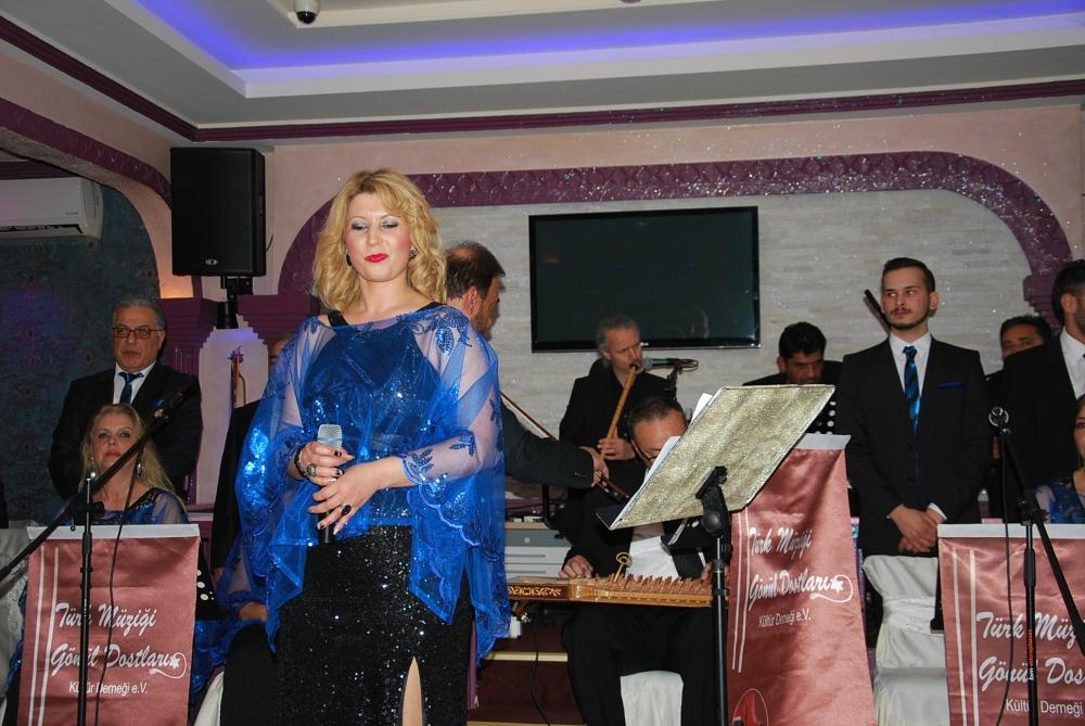 Türk Müzigi Gönül Dostları 23 Nisan'ı kutladı galerisi resim 4