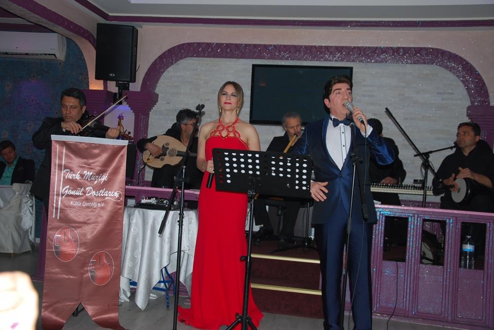 Türk Müzigi Gönül Dostları 23 Nisan'ı kutladı galerisi resim 8