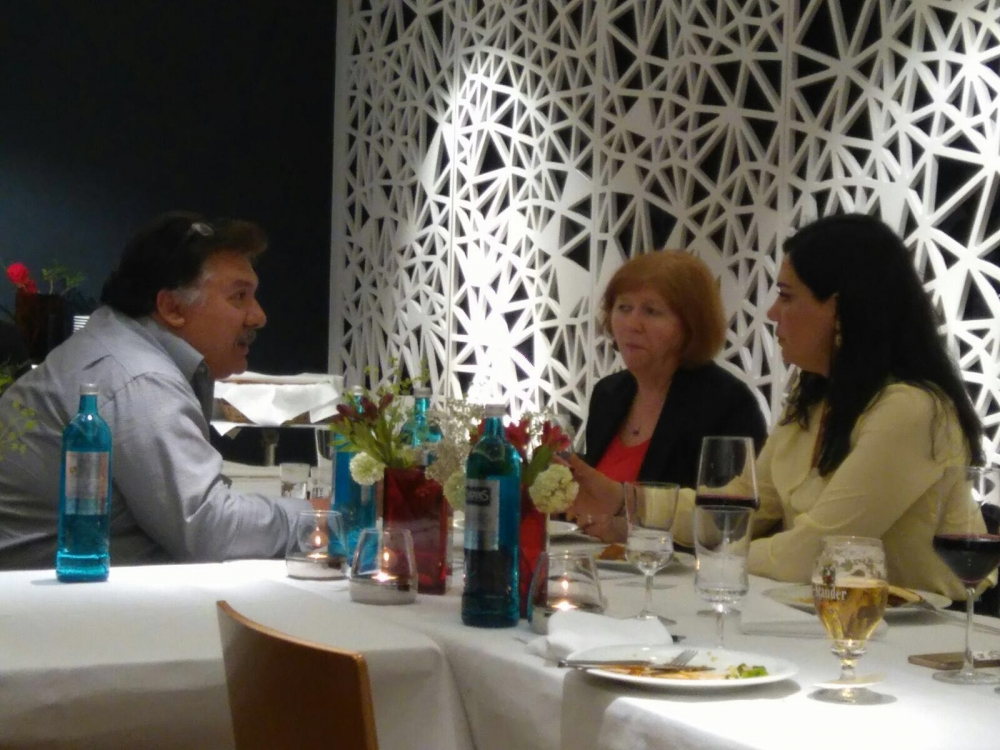 SPD ve CHP milletvekilleri Essen'de buluştu galerisi resim 4