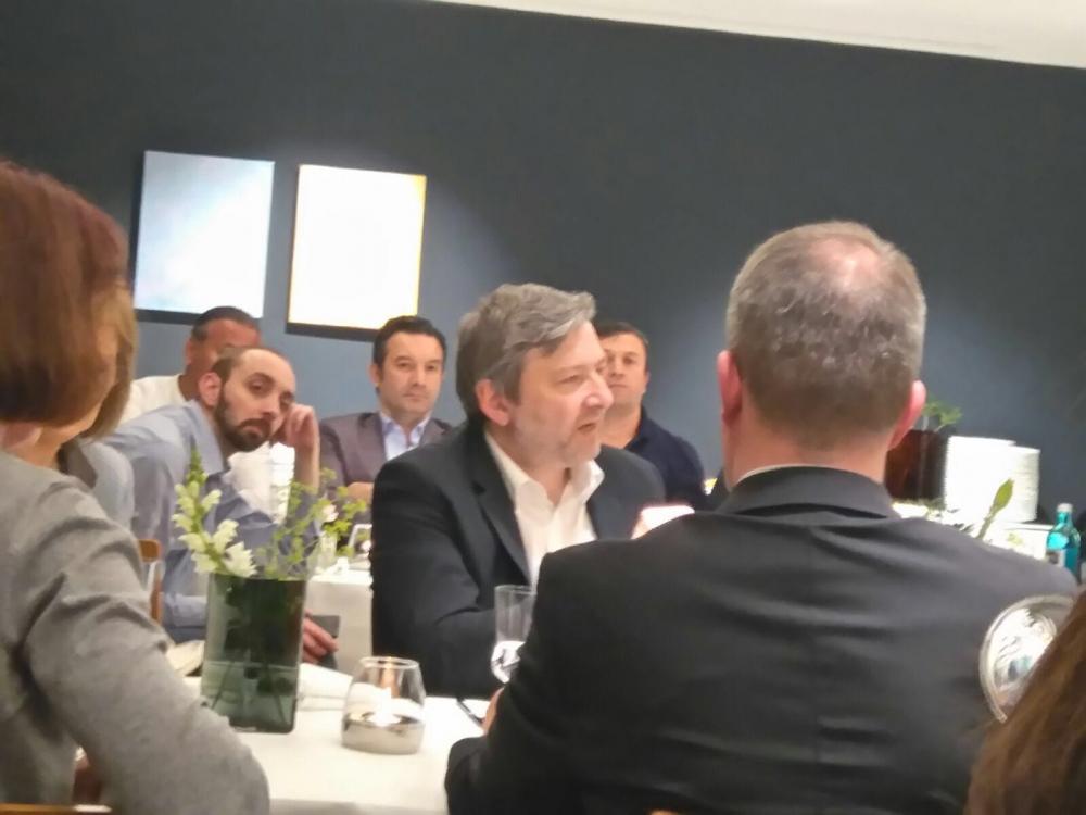 SPD ve CHP milletvekilleri Essen'de buluştu galerisi resim 8