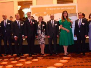 Türk bankacılar Frankfurt'ta buluştu