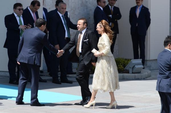 Sümeyye Erdoğan dünya evine girdi galerisi resim 1