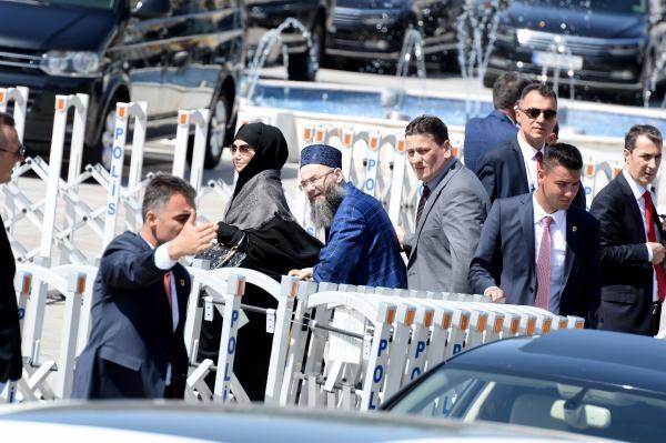 Sümeyye Erdoğan dünya evine girdi galerisi resim 3