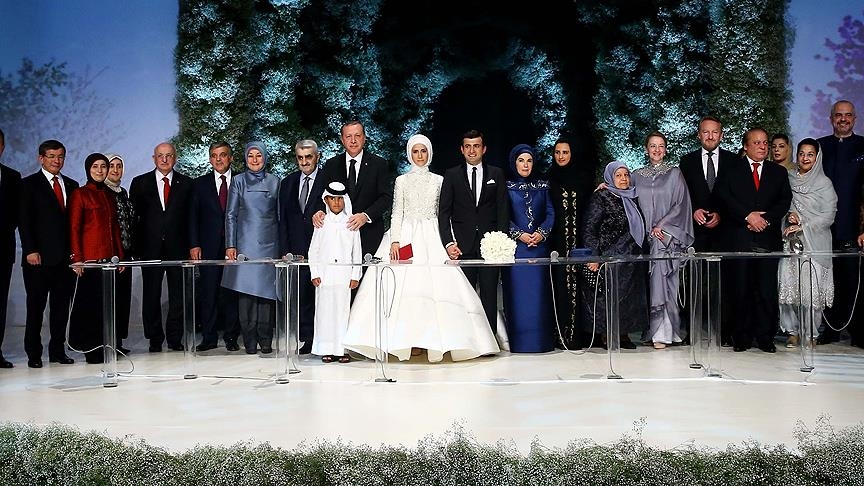 Sümeyye Erdoğan dünya evine girdi galerisi resim 4