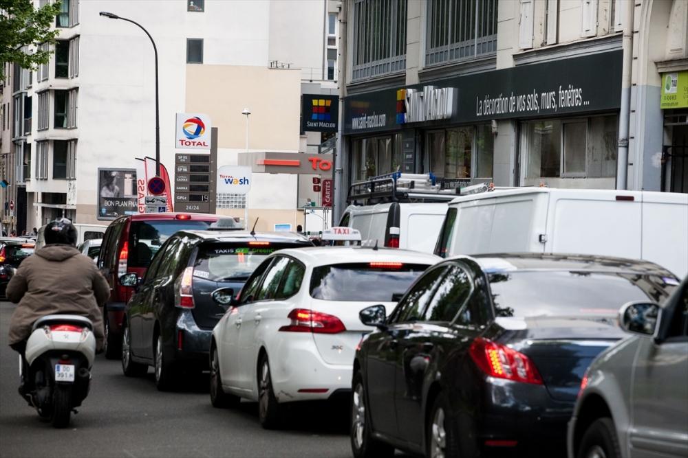 Fransa'da benzin krizi sürüyor galerisi resim 7
