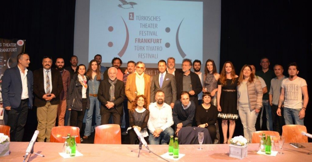 3. Frankfurt Türk Tiyatro Festivali başladı galerisi resim 2