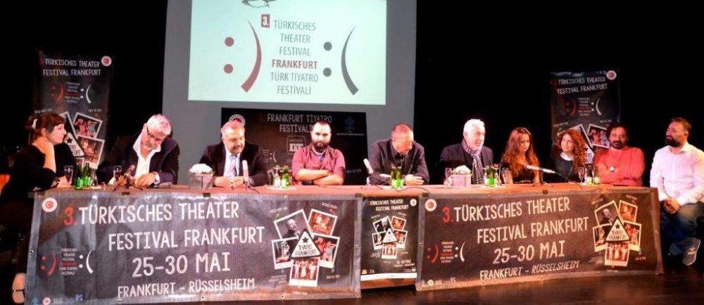 3. Frankfurt Türk Tiyatro Festivali başladı galerisi resim 4