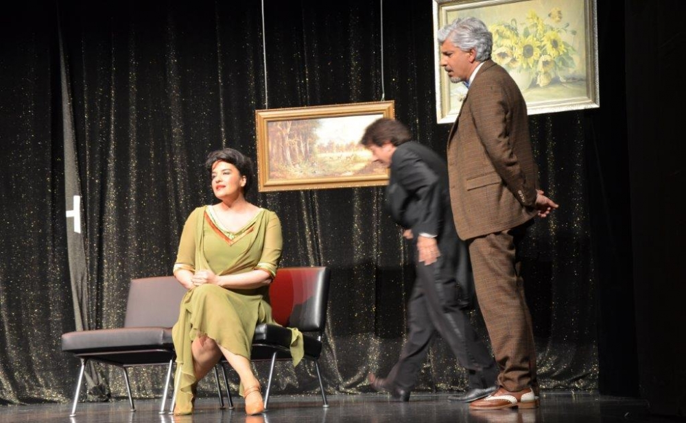 Marko Paşa ayakta alkışlandı galerisi resim 1