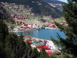Yayla turizminin merkezi: Uzungöl