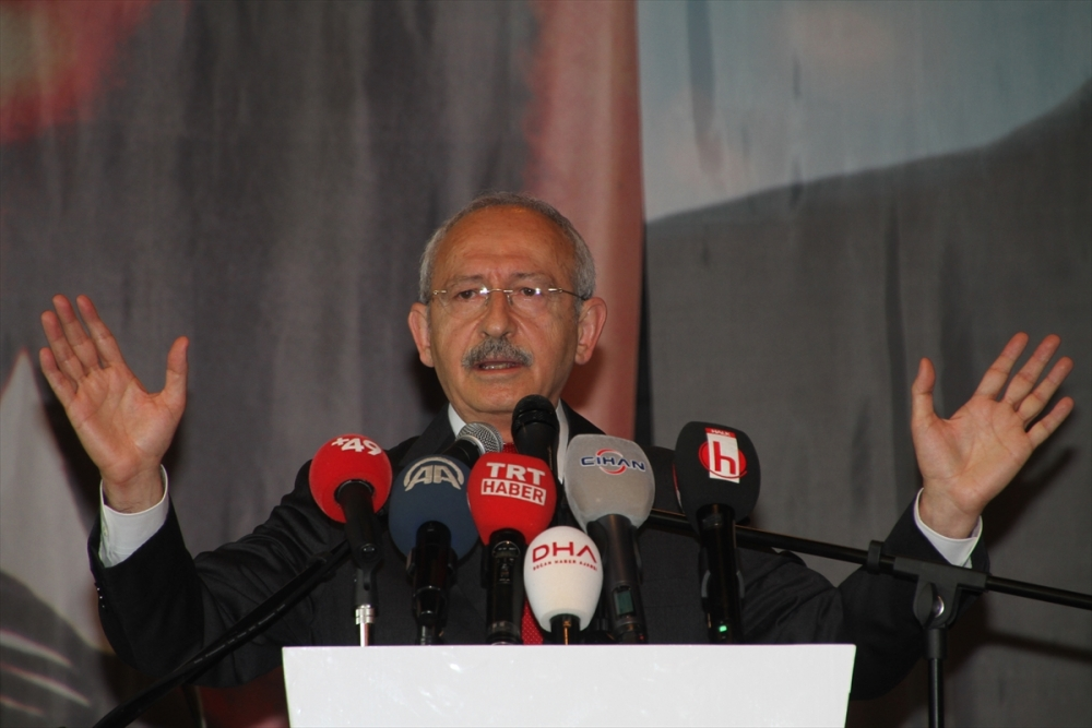 Kılıçdaroğlu, Köln'de konuştu galerisi resim 1