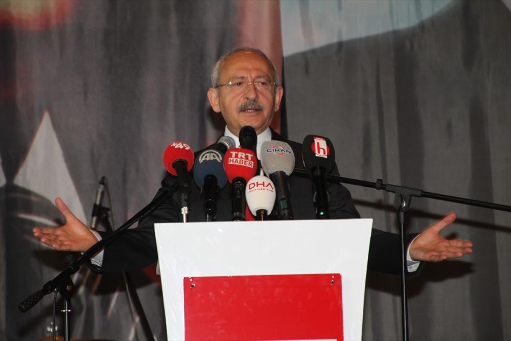 Kılıçdaroğlu, Köln'de konuştu galerisi resim 11
