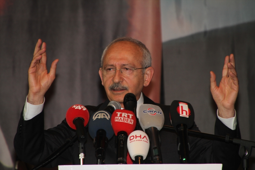 Kılıçdaroğlu, Köln'de konuştu galerisi resim 12
