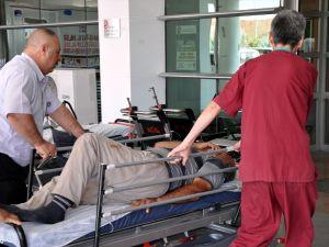 Hastaneler acemi kasaplarla doldu