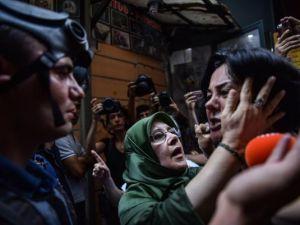 'Cumartesi Anneleri'ne polisin sert müdahalesi