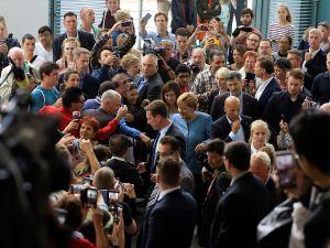 Almanya Başbakanlığı halka açıldı