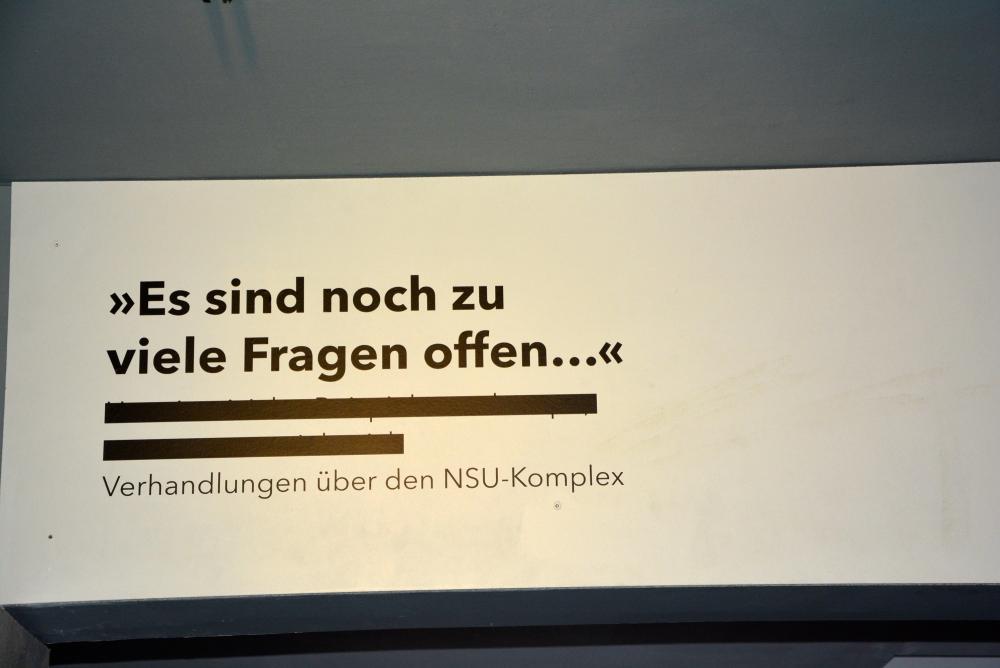 Alman öğrenciler NSU kurbanlarını andı galerisi resim 19