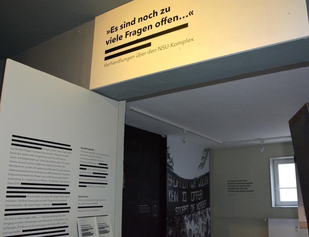 Alman öğrenciler NSU kurbanlarını andı galerisi resim 20