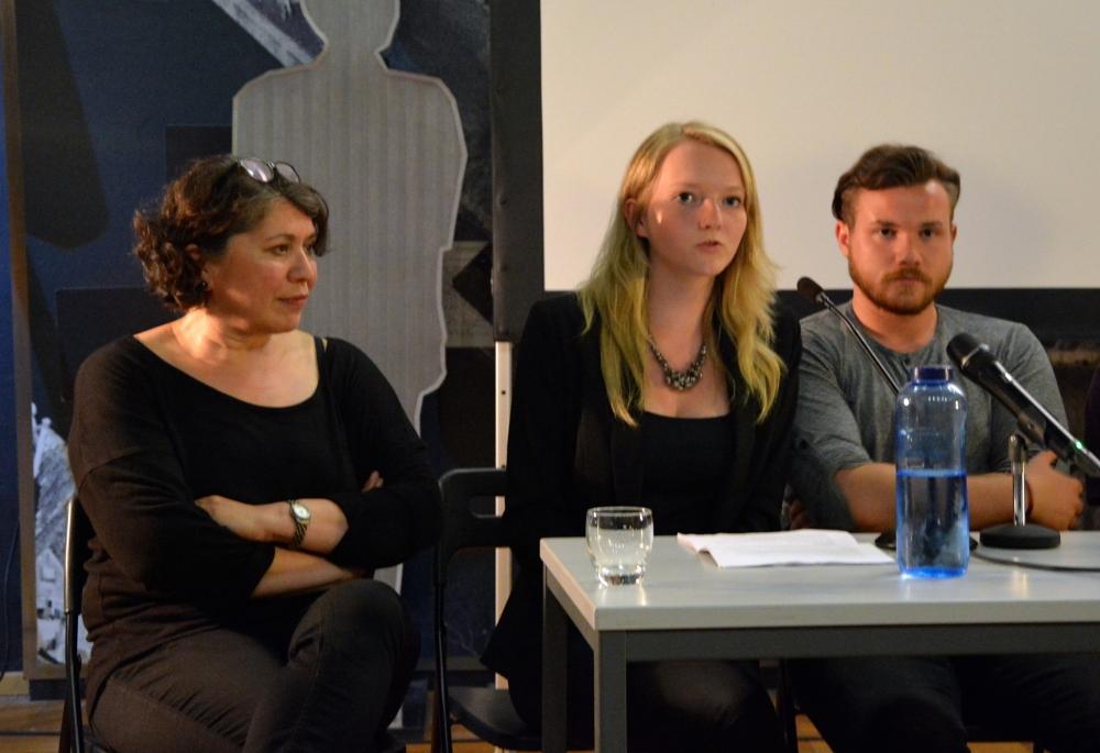 Alman öğrenciler NSU kurbanlarını andı galerisi resim 8