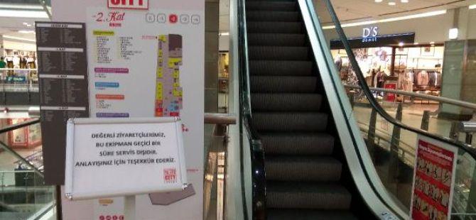İstanbul'da AVM'ye haciz şoku