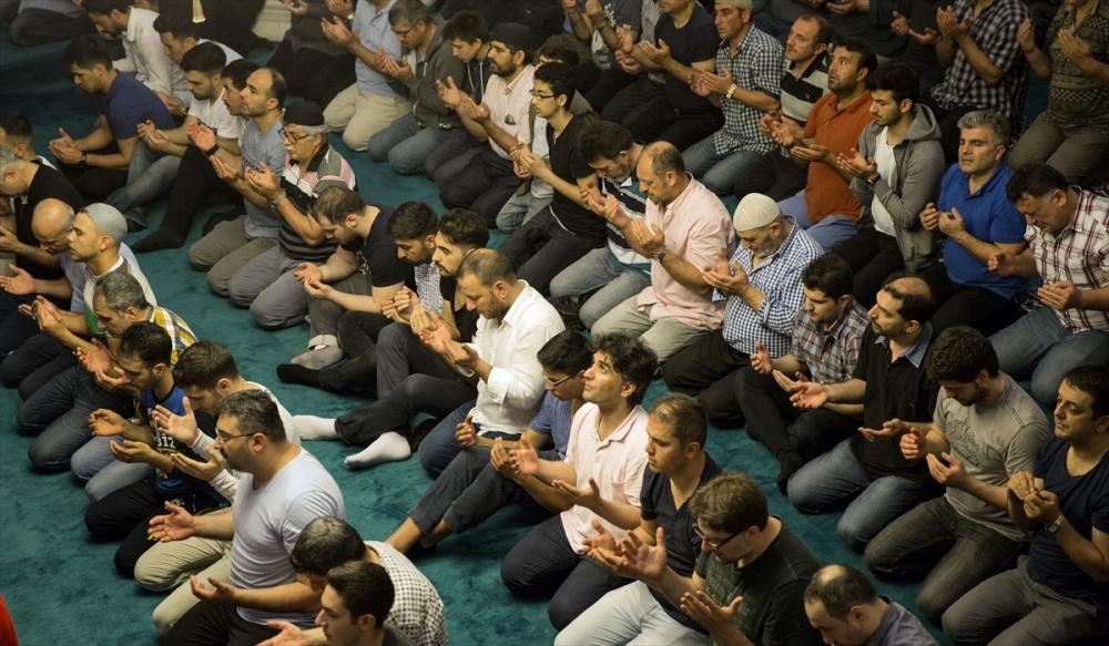 Berlin Şehitlik Camii'nde ramazan coşkusu galerisi resim 5