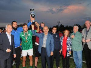 Frankfurt-Eskişehir Dostluk Kupası