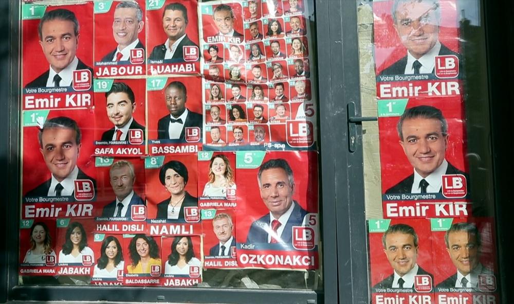 Belçika'da Türk adaylar yarışıyor galerisi resim 1