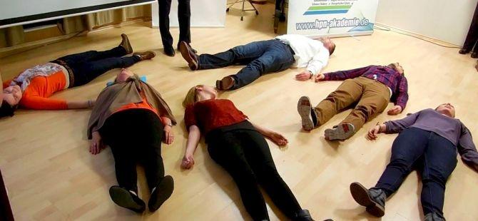 Frankfurt'ta 'hipnoz' toplantısına yoğun ilgi galerisi resim 6