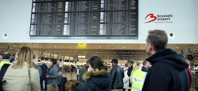 Binlerce yolcu mağdur oldu