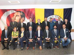 Frankfurt Fenerbahçeliler Derneği'ne yeni yönetim