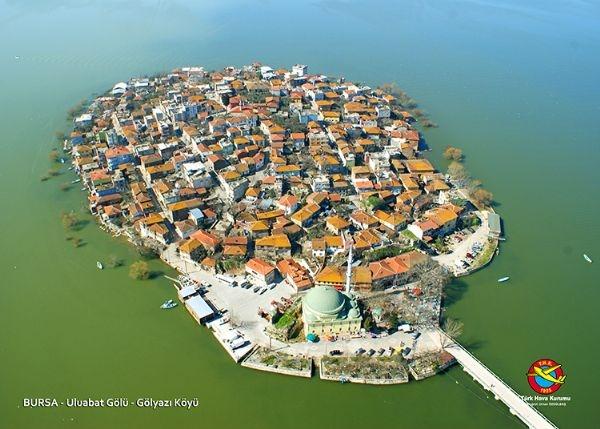 Gökyüzünden Türkiye fotoğrafları galerisi resim 16
