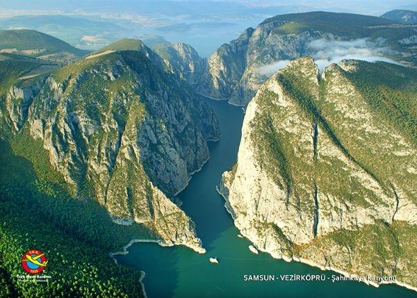 Gökyüzünden Türkiye fotoğrafları galerisi resim 2