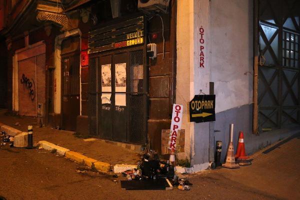 Cihangir'deki saldırıdan kareler galerisi resim 1