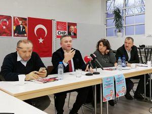CHP NRW Köln'den Avrupalı Türkler paneli