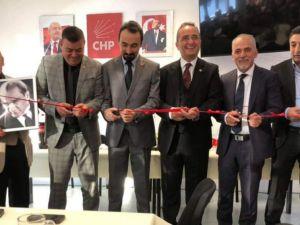 CHP, Avusturya'da ikinci bürosunu açtı
