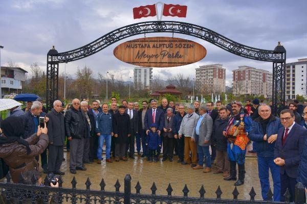 Kahraman Türk gencin ismi parka verildi galerisi resim 1