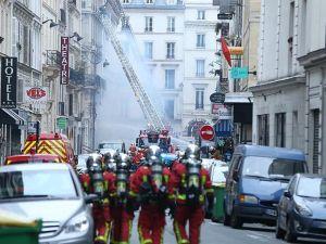 Paris'te patlama: Çok sayıda yaralı