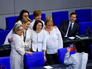 Almanya'da kadınların oy kullanma hakkının 100. yılı