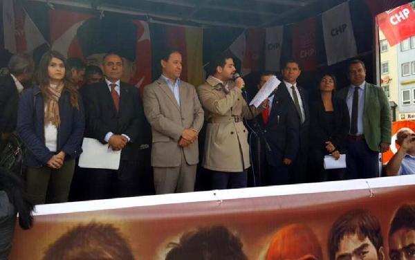 CHP'liler Köln'den Kılıçdaroğlu'na destek verdiler galerisi resim 5