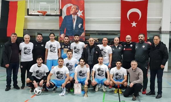 Atatürk Kupası'nda şampiyon belli oldu galerisi resim 1