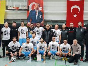 Atatürk Kupası'nda şampiyon belli oldu